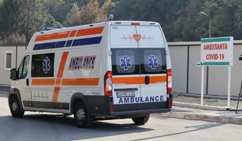 Хоспитализирани 1296 пациенти во ковид-центрите низ државата