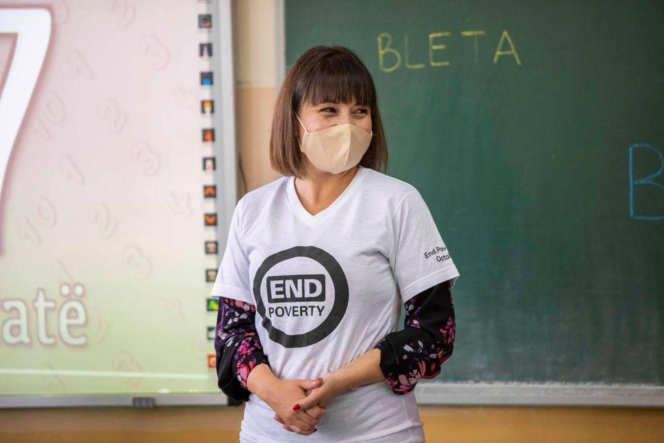 Царовска: Пристапот до квалитетно образование е најдобра превенција од сиромаштијата