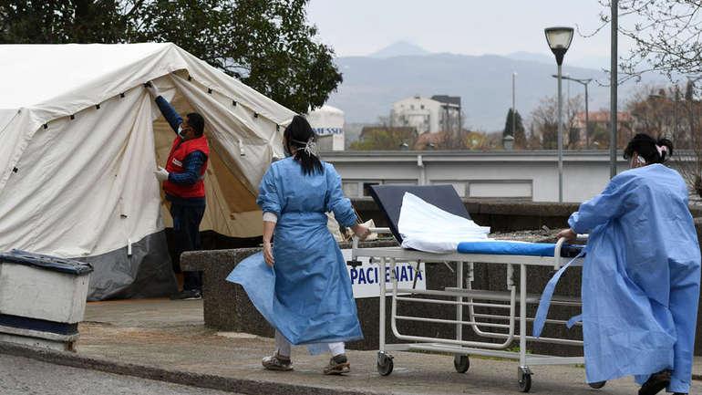 Еден отсто од населението во Црна Гора заразено со Ковид