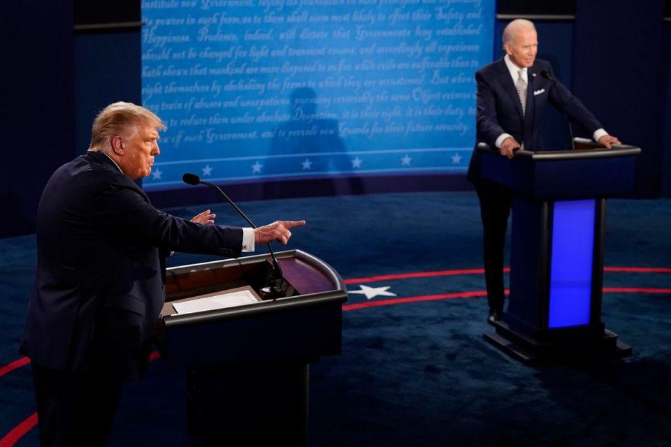 На следната дебата меѓу Трамп и Бајден со можност за исклучување на микрофоните