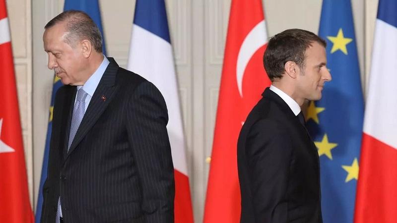 Франција го повлече својот амбасадор од Турција