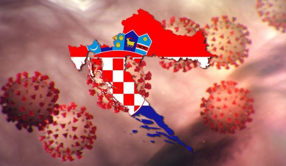 Во Хрватска пријавени нови 448 случаи заразени со коронавирус, 23 смртни случаи