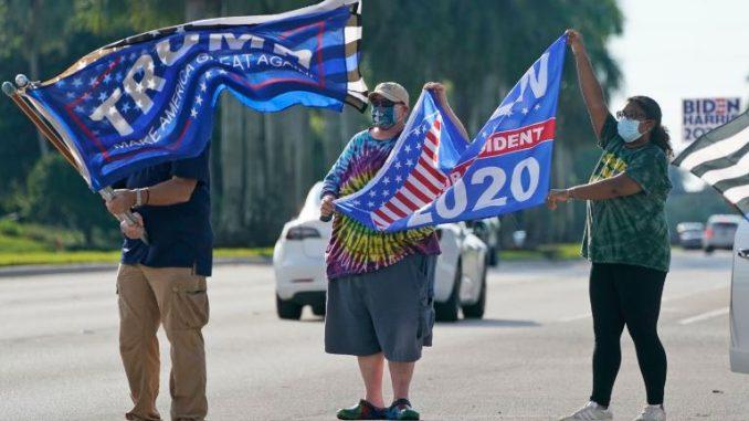 Уште една недела до претседателските избори во САД