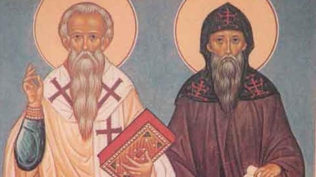 Кирил и Методиј се Бугари, а кирилицата бугарска, изгласа Парламентот во Софија