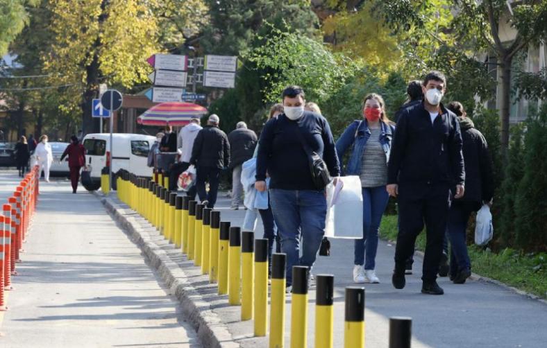 Пет општини во Скопје со над 1.000 активни случаи