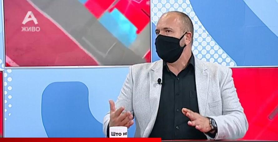 Димитриевски контра Заев: Граѓаните бараат владеење на право, а во Македонија нема