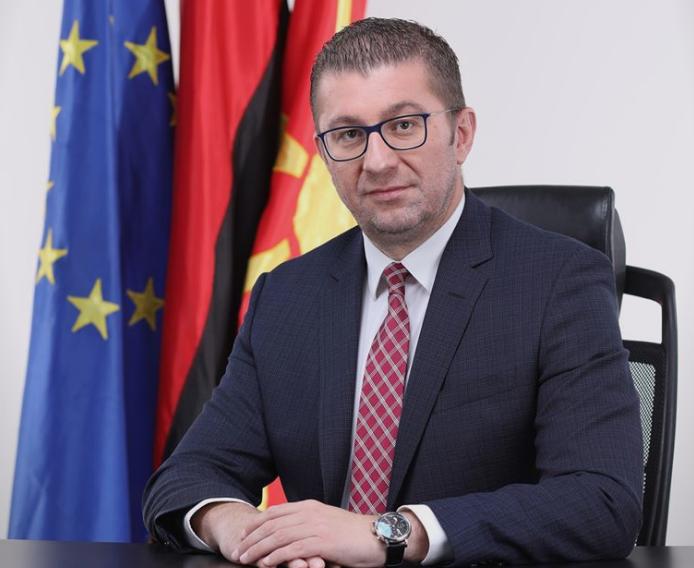 Мицкоски до Заев: Залудно пишуваш дека си Македонец кога карактерот не ти е таков