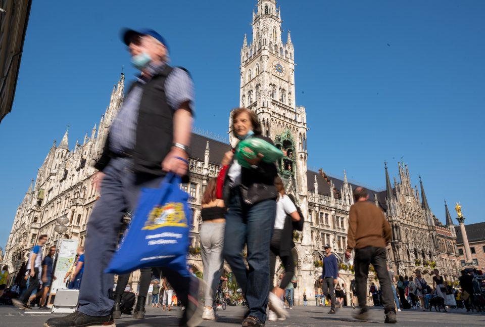Населението во Германија се намалува првпат по 10 години