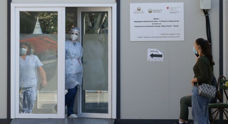 Нов ковид-рекорд на заразени за 24 часа во земјава – 1321 и 26 починати