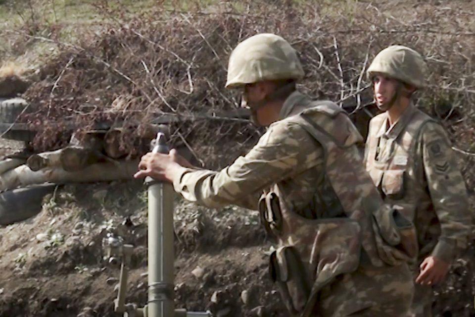 Азербејџан ќе го прекине огнот ако Ерменија вети дека ќе ги повлече своите трупи од Нагорно Карабах