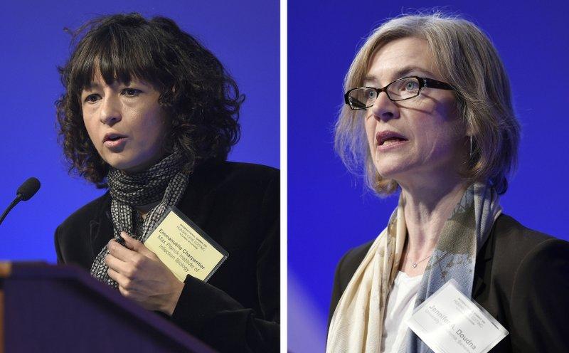 Французинка и Американка ја добија Нобелова награда за хемија