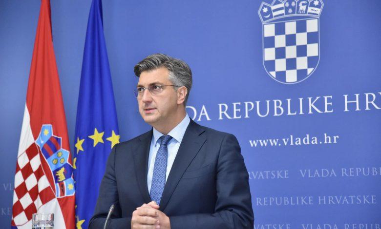 Пленковиќ: Загрижувачка е епидемиолошката ситуација во Хрватска