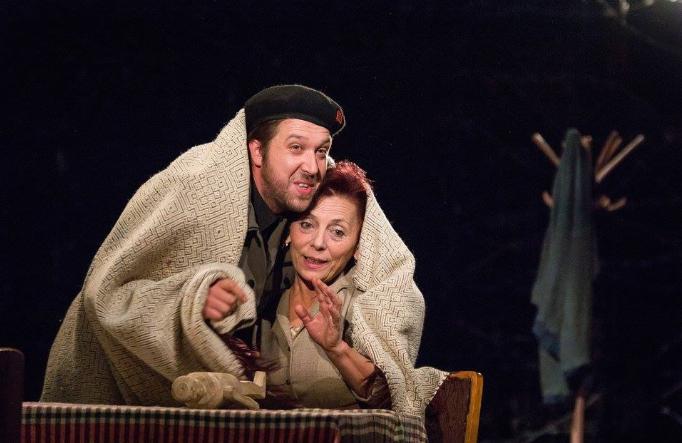"""""""Последната ноќ"""", прва театарска претстава во Битола по ковид-паузата"""