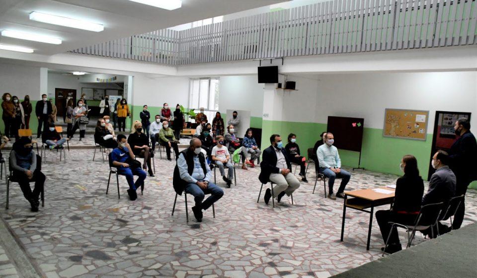 """""""Ритам на мирот"""" – проект за ученици поддржан од Амбасадата на САД"""