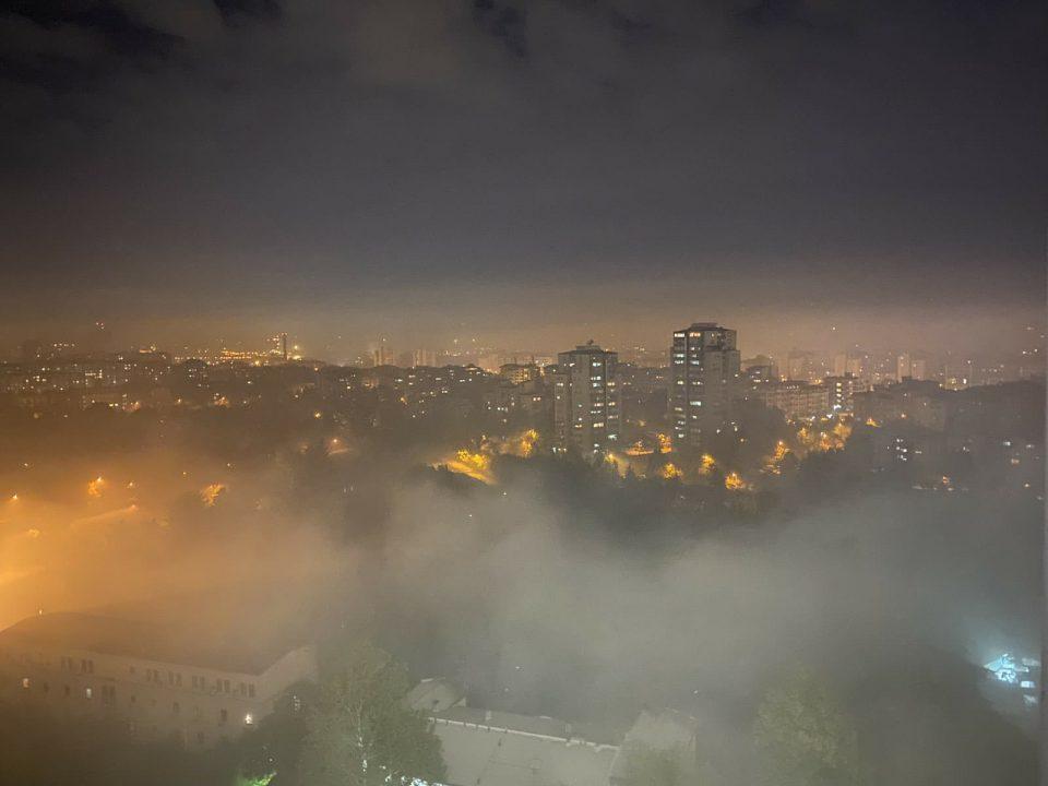 Скопјани се гушат –  Концентрациите на штетни честички повеќе од трипати над дозволената граница