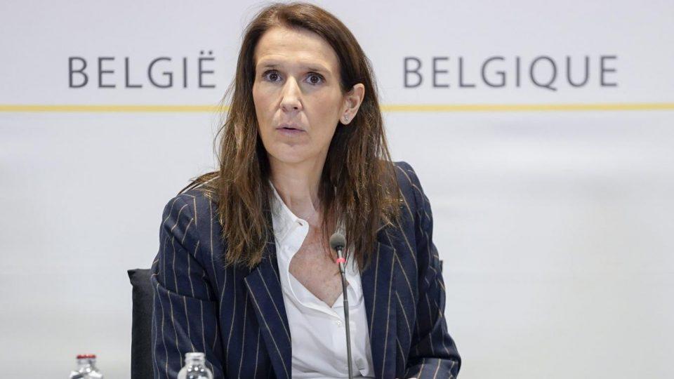 Белгиската министерка за надворешни на интензивна нега поради Ковид-19