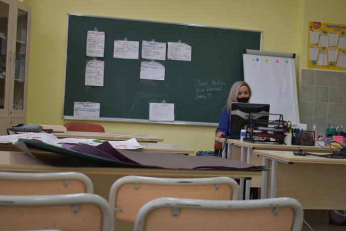Засега не се размислува за поинакви мерки во училиштата, вели Царовска