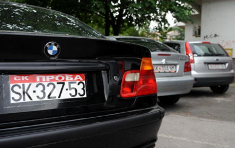 Од утре ќе може да се пререгистрираат возилата со странски регистарски таблички