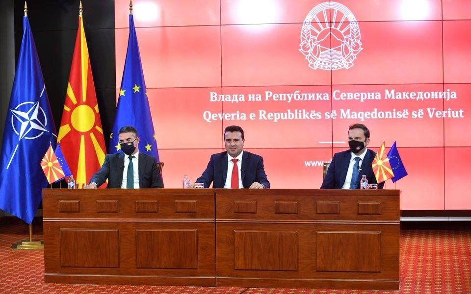 Заев: Нема да дозволиме причини за нови одлагања, членството во ЕУ е наша свечена обврска