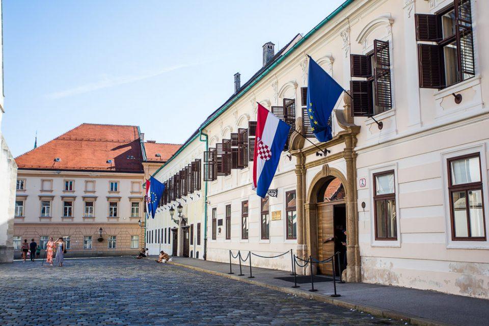 Хрватска доживува двоцифрен пад на државниот БДП