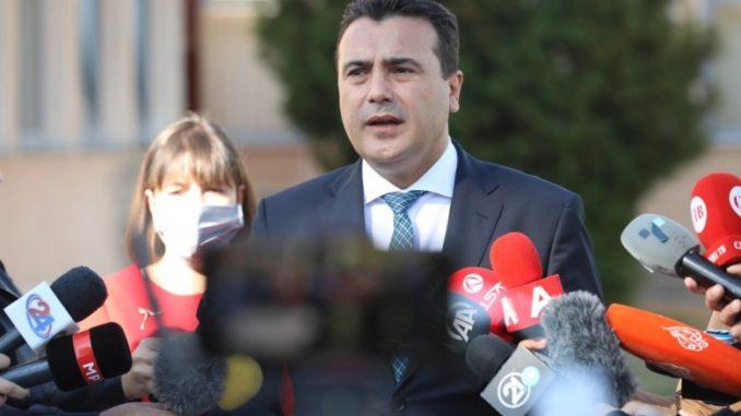 Заев: Сè дури постои македонскиот јазик, ќе постојат и Македонците