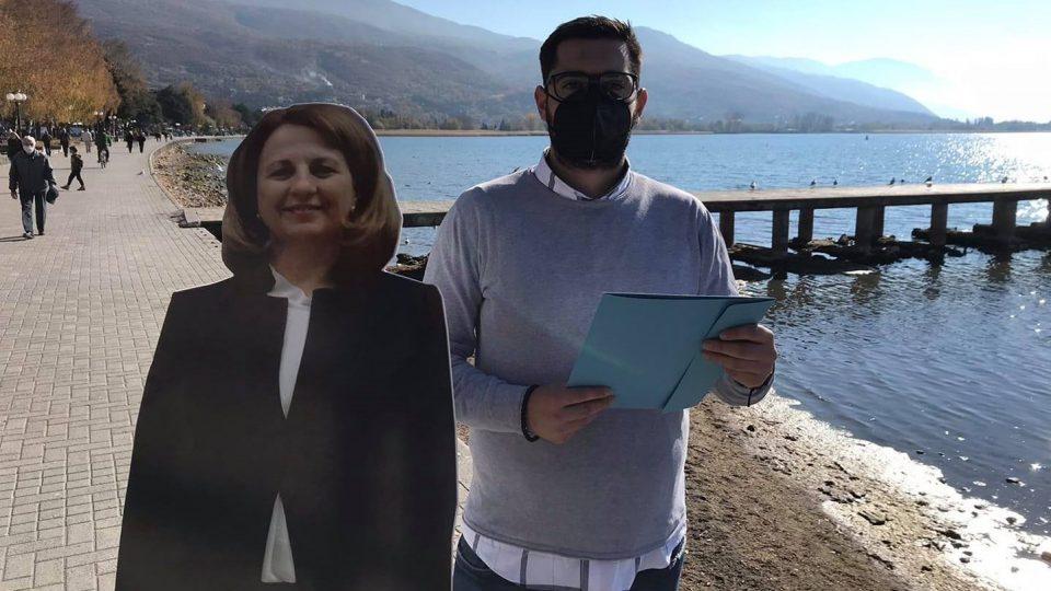 ВМРО-ДПМНЕ: Охридското Езеро е пред еколошка катастрофа, власта не презема ништо