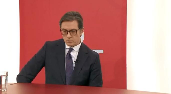 Пендаровски: Во моментов шансите за почеток на преговорите со ЕУ се мали