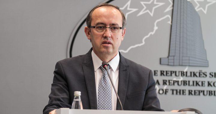 Косовскиот Уставен суд ја прогласи Владата на Хоти за нелегитимна