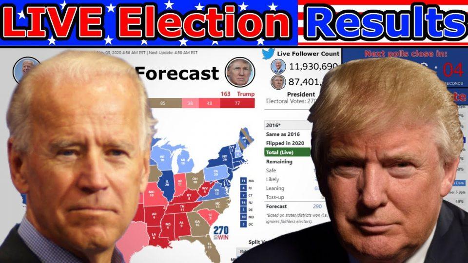 (05:00) Официјални резултати од претседателските избори во САД
