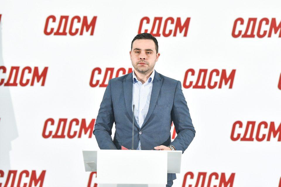 Костадинов: За кого одработува Христијан Мицкоски?