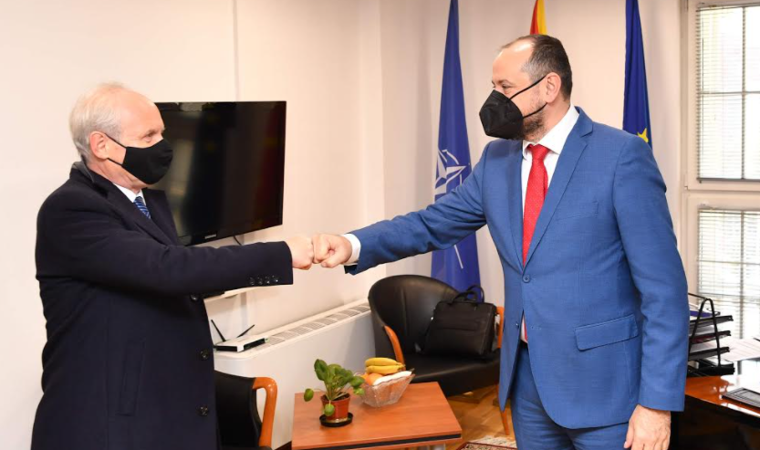 Битиќи: Очекуваме зголемена трговска размена во пост ковид периодот со Словенија