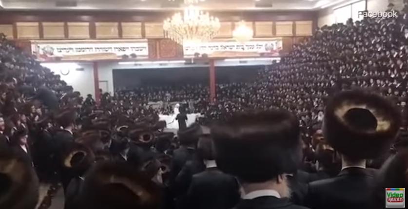 (ВИДЕО) На тајна венчавка се собрале 7.000 луѓе без маски