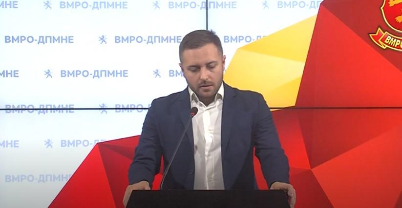 (ВИДЕО) Арсовски: Лажгото и лопов Заев втор ден не одговара каква понуда пратил до Бугарија