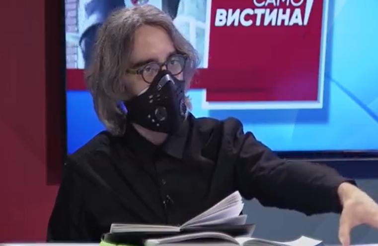 Апасиев: Нас да ни го одземат Делчев е исто како на Американците да им го одземат Вашингтон