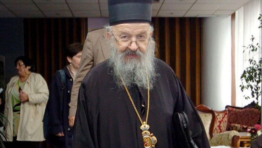 Од коронавирусот денеска починал и расчинетиот српски владика Артемије