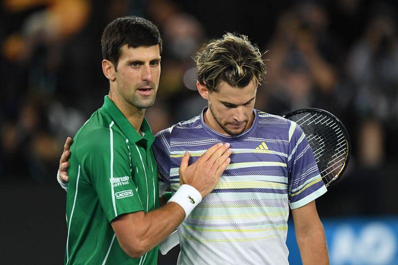 Доминик Тим го елиминираше Ѓоковиќ, познат првиот финалист на АТП турнирот во Лондон