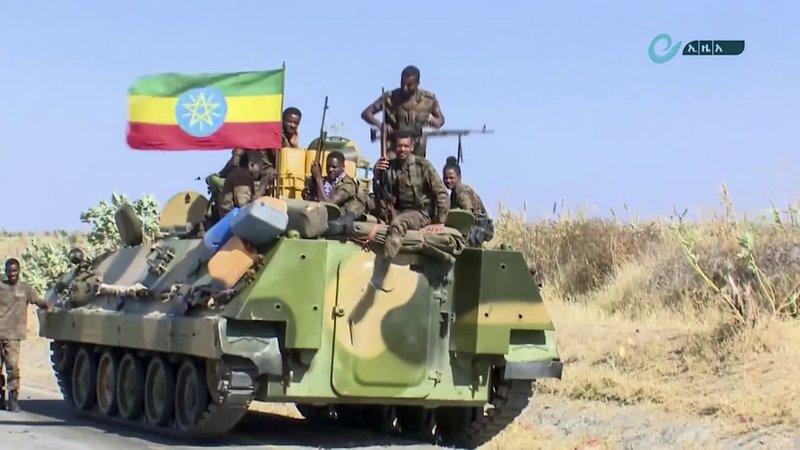 Армијата на Етиопија подготвува опсада на градот Мекеле во Тиграј