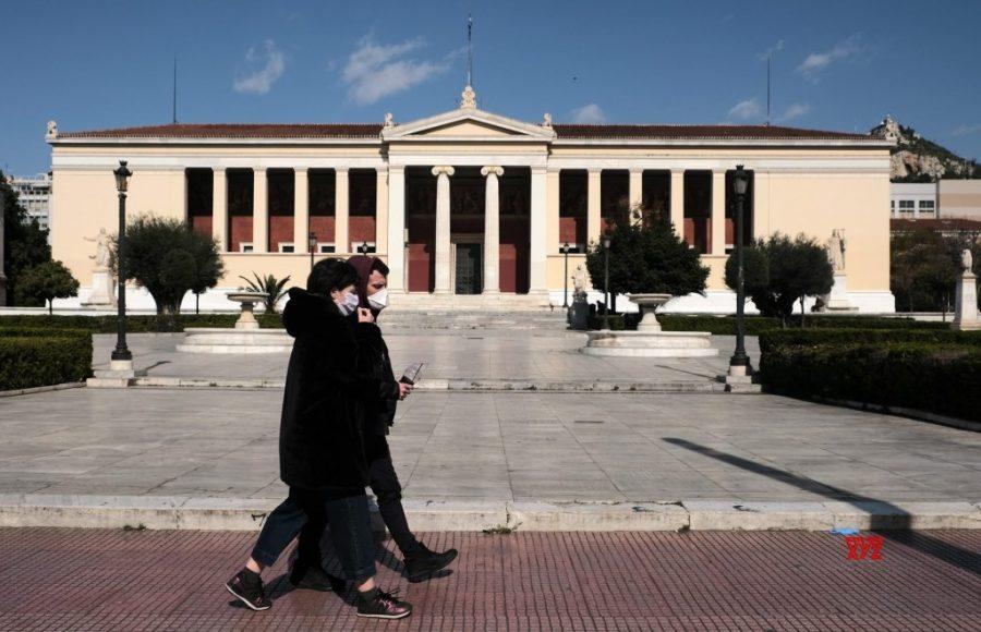Зголемен број новозаразени во Грција