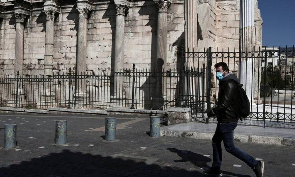 Карантинот во Грција ќе биде продолжен до 6 декември