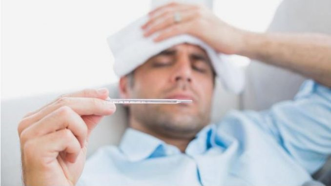 Статистика на ИЈЗ: Најчести симптоми на Ковид-19 се температура, малаксаност и кашлица