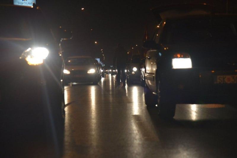 (ВО ЖИВО) Натпартиски протест за одбрана на македонските црвени линии