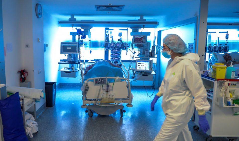Хоспитализирани нови 24 пациенти во скопските ковид-центри