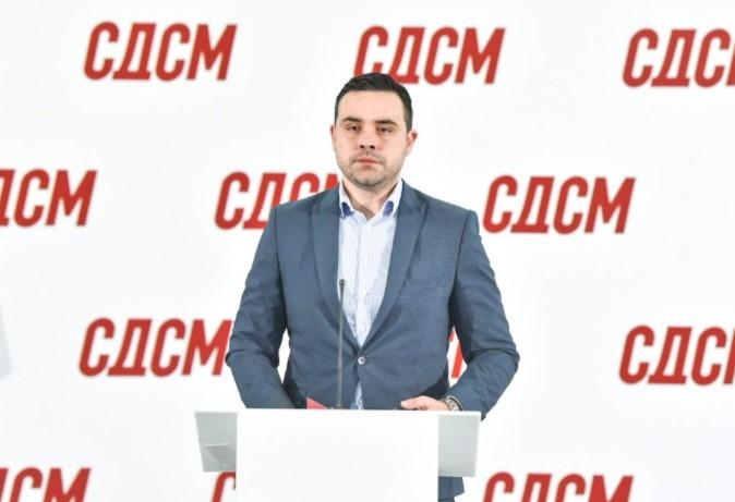 Костадинов ќе ја донира декемвриската плата