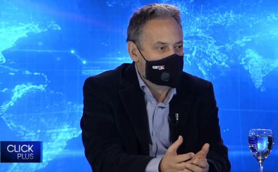 (ВИДЕО) Георгиевски: Заев и Пендаровски се спремни да кажат дека Гоце Делчев е заеднички јунак – тоа е револуција