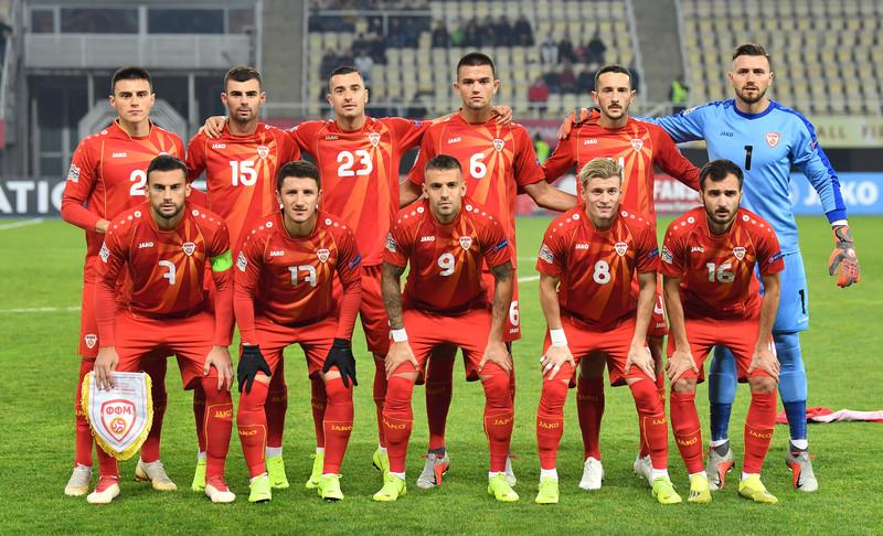 Македонските фудбалери пред историски успех