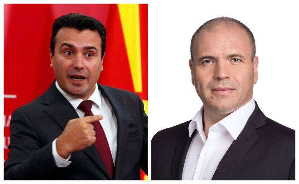 Димитриевски контра Заев: Македонија беше окупирана од фашистичка Бугарија
