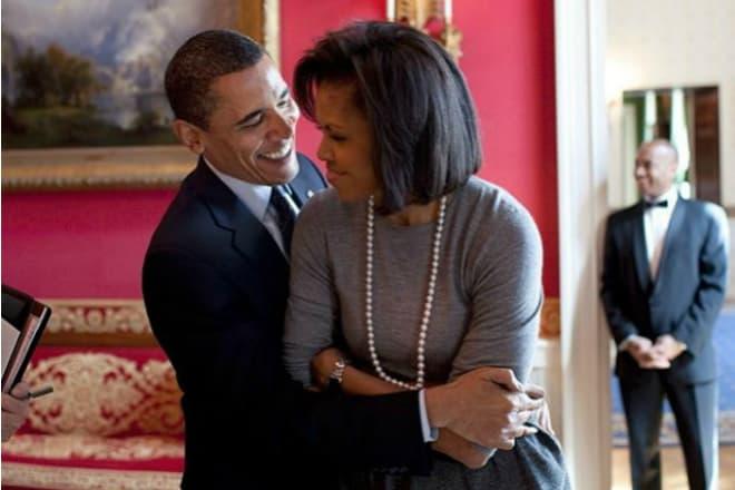 Обама: Мишел ќе се разведе од мене ако бидам во новата администрација
