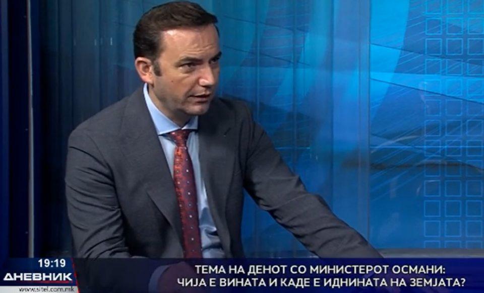 Османи најави продолжување на разговорите со Бугарија, вели дека имаме втора шанса во декември