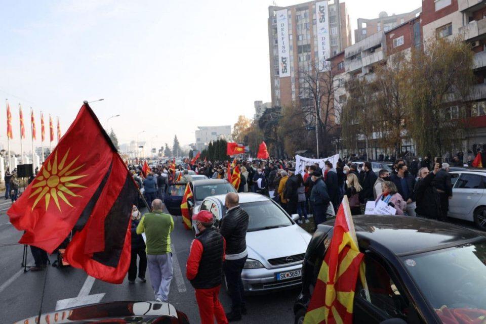 Нови протести попладне низ 11 градови низ Македонија: Оставка на Заев, слобода на народот!