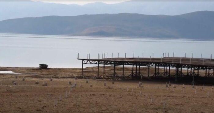 Водостојот на Преспанското езеро зголемен за 19 сантиметри